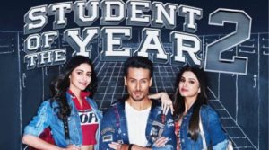 Student of the year 2 Mp3 Songs – Listen & Download