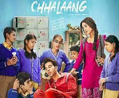 New Hindi Movie Chhalaang Mp3 Songs – Care Ni Karda, Teri Choriyaan, Deedar De, Le Chhalaang