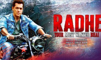 Radhe Movie Mp3 Songs – Radhe Title Track, Dil De Diya, Seeti Maar Radhe